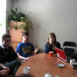 spotkanie z wolontariuszami