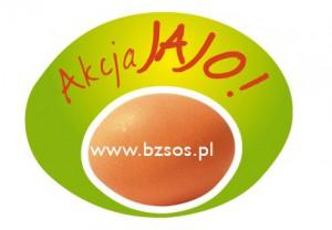 Logo Akcji JAJO!