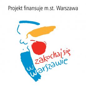 projekt finansowany przez m.st. warszawa