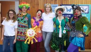 BZ z Clownami
